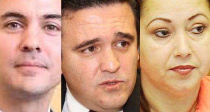 Santi, Petta y Perla siguen en carrera