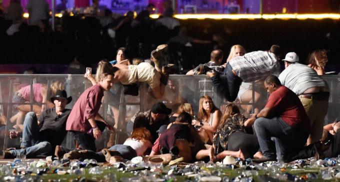 Tiroteo en Las Vegas deja al menos 50 muertos y más de 200 heridos