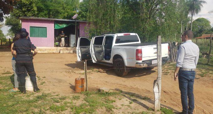 Imputan a presuntos microtraficantes en Caacupé