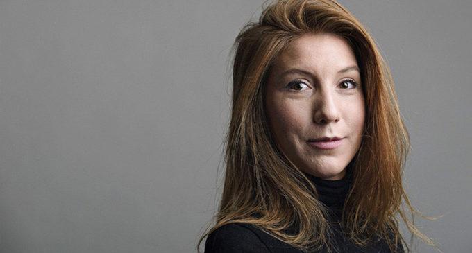 Hallan cabeza y piernas de una periodista sueca desaparecida