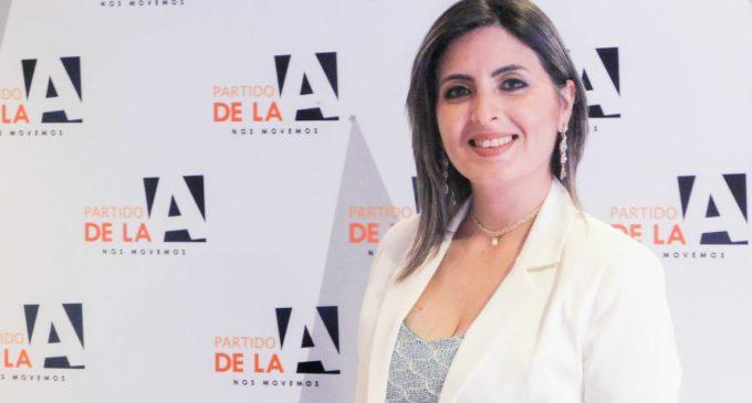 Partido de la A propone a candidata a diputada que promueve inclusión