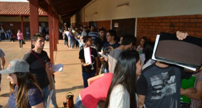 Estudiantes de Veterinaria UNA exigen renuncia de Decana