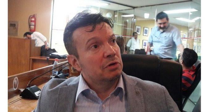 Concejal de Asunción Carlos Arregui también recibió amenazas