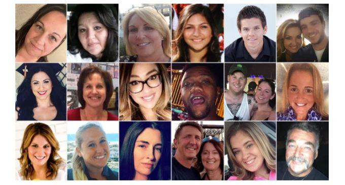 Publicaron las identidades de las 58 personas asesinadas en la masacre de Las Vegas