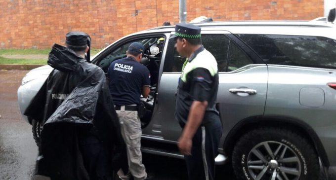 Dos detenidos tras ataque en barrio Manorá