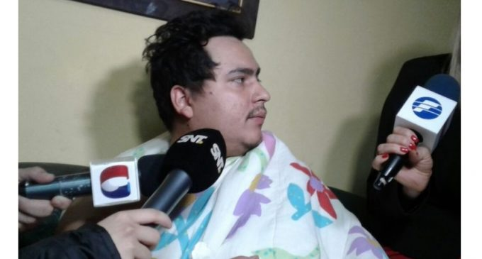 Atentado en Asunción: Sobreviviente dice que conductor de camioneta se quitó la vida