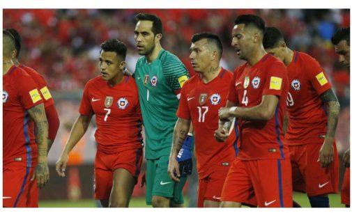 FIFA contesta al reclamo de Chile con el que mantiene sus esperanzas de jugar el Mundial