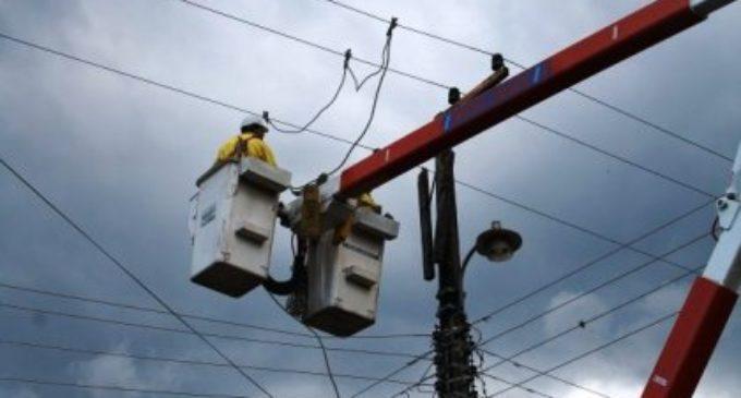 San Pedro sin energía eléctrica tras tormenta