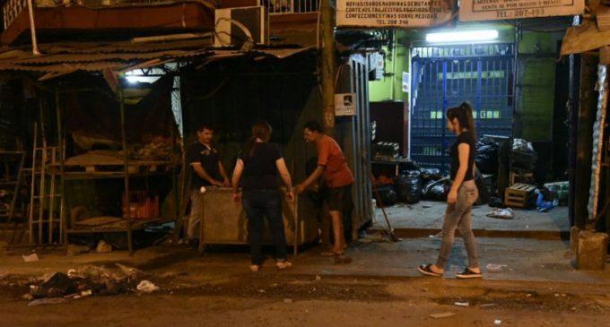 Vendedores del Mercado 4 denuncian violento desalojo y robo de productos