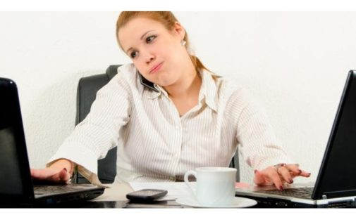 """""""Pausas activas"""": Salud Pública explica cómo hacer frente al estrés laboral"""