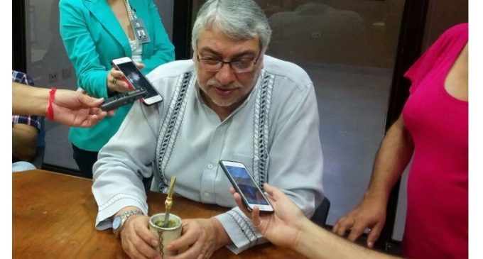 Lugo reitera que Frente Guasu no votará por el electo a la Fiscalía que proponga el Ejecutivo