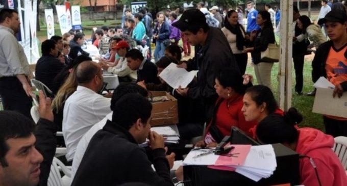 Ministerio del Trabajo organiza la Feria de Empleos Temporales