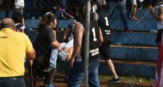 Cuatro internados tras los disturbios en Pedro Juan Caballero