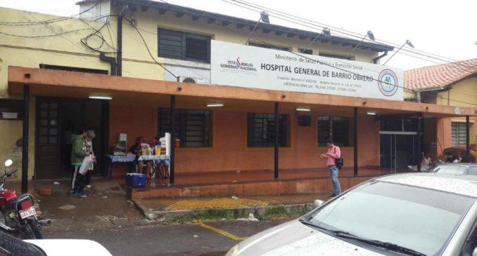 Denuncian constantes asaltos en el Hospital de Barrio Obrero