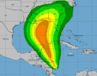 Una nueva tormenta tropical se está formando frente a la costa de Centroamérica