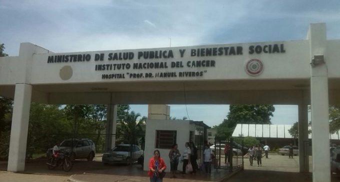 Aumento de consultas y pacientes provocaron desabastecimiento en Instituto del Cáncer, dicen