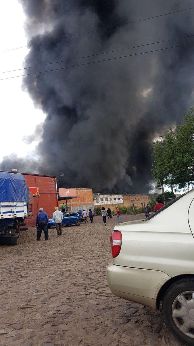 Incendio en el Abasto: No había bocas de incendio suficientes