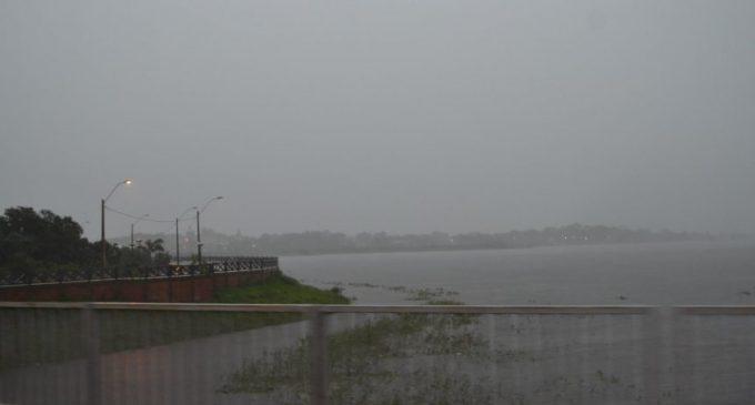 Anuncian lluvias y tormentas eléctricas para este miércoles