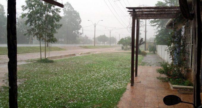 Meteorología anuncia tormentas para 7 departamentos