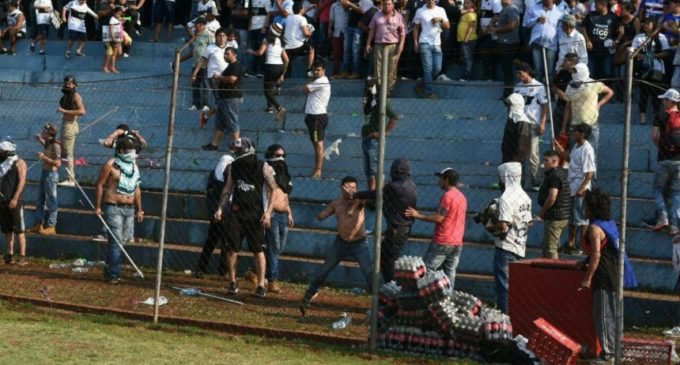 La Policía no tuvo estrategia ni planificación para este partido, critica Intendente de PJC