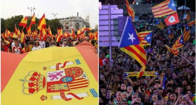 Diez datos para entender la disputa entre Cataluña y Madrid