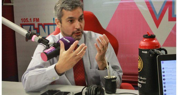 """Mario Abdo Benítez: """"Se necesitará tiempo para hacer una lectura objetiva sobre lo que dejó Stroessner"""""""