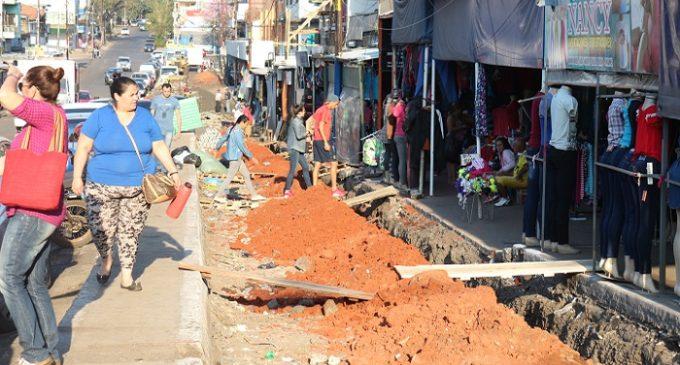Permisionarios del Mercado Nº4 piden reposición en sus puestos una vez que culminen labores en la zona
