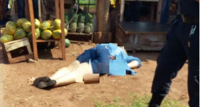 Otro asesinato en Pedro Juan Caballero: Esta vez, una mujer fue la víctima