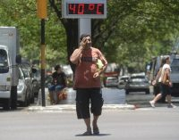 Anuncian miércoles bastante caluroso