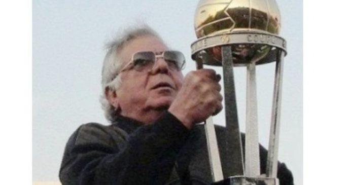 """ODD: """"La gloria más grande que tiene el fútbol paraguayo es el Olimpia"""""""