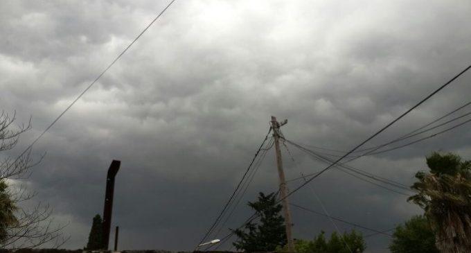 Anuncian lluvias y tormentas para 8 departamentos