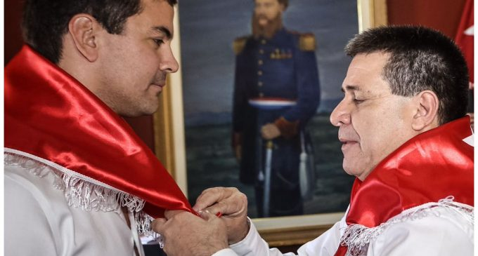 Por doble afiliación, impugnan candidatura de Santiago Peña