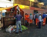 Incendio en el Abasto: Entregarán carpas climatizadas a vendedores de hortalizas