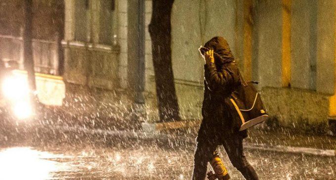 Lluvias continuarán durante todo la jornada del jueves