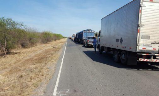 Indígenas bloquean la Ruta Transchaco