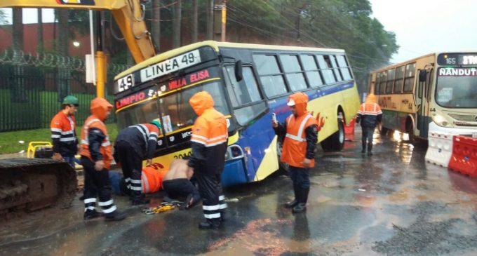 Vuelven a habilitar Ruta II en zona del metrobús