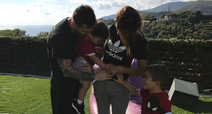 Messi volverá a ser papá