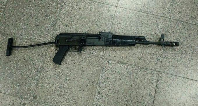 Ubican una de las armas utilizadas en el atentado en Asunción