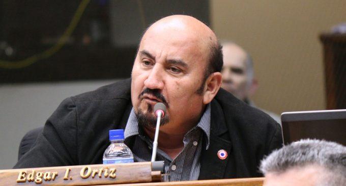 """Diputado Édgar Ortiz renunció al Directorio del PLRA por haber sido """"ninguneado"""" por Efraín"""
