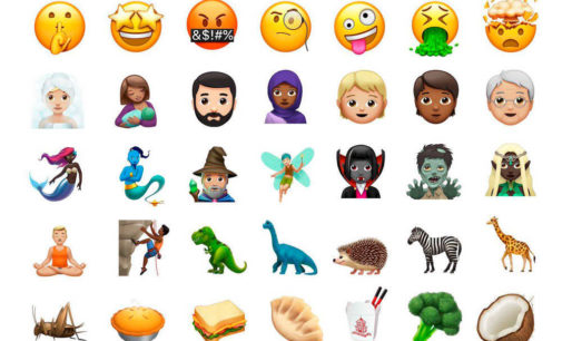 Nuevos emojis con género neutro llegarán a iOS 11