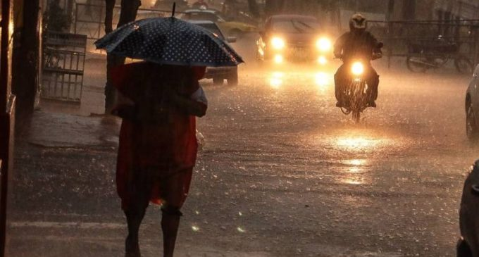 Posibilidad de lluvias y tormentas desde la tarde del domingo