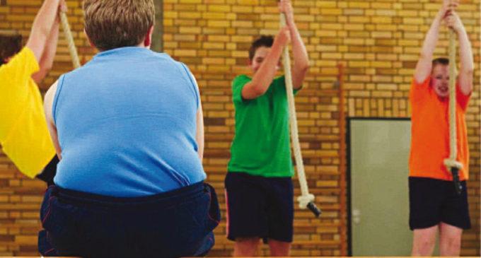 Obesidad en infancia y adolescencia ha aumentado un 31%