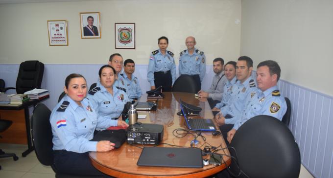 """""""El 0,5% de la fuerza policial está asignada al crimen organizado en Amambay"""""""