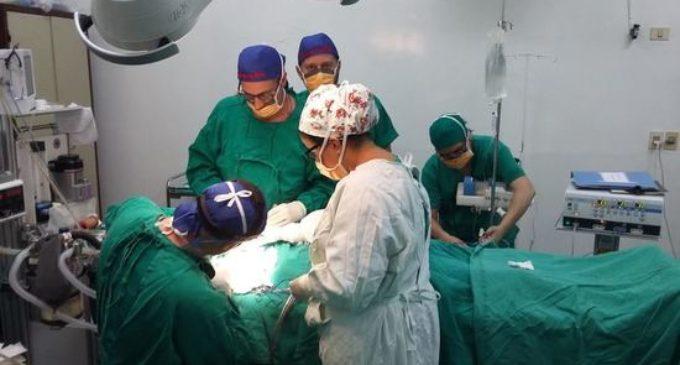 Cirugías reconstructivas en Cordillera