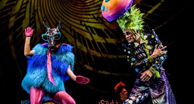 Cirque du Soleil deslumbró al público mexicano