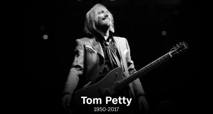 Muere la leyenda del rock Tom Petty a los 66 años