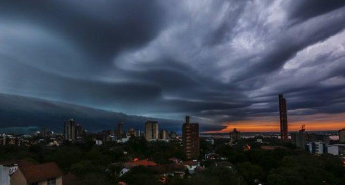 Fuertes tormentas continuarán este domingo