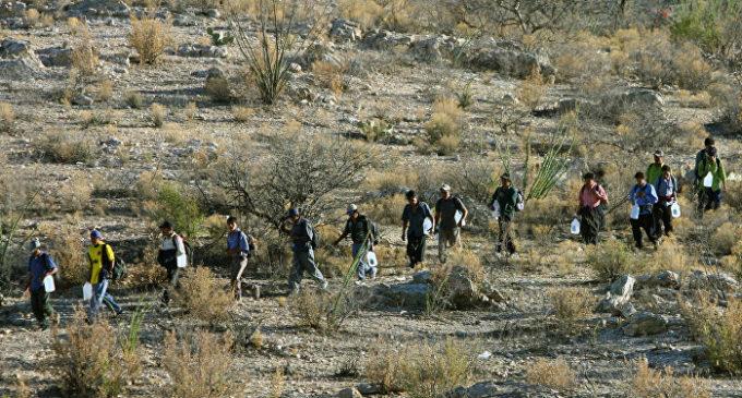 Cada día fallecen migrantes cruzando la frontera México-EEUU