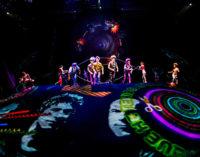 Collage circense número 40 de Cirque Du Soleil