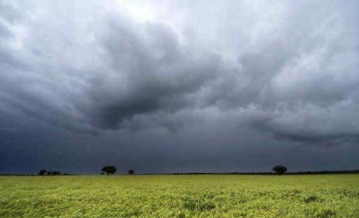 Alertas en el Norte con posibles tormentas eléctricas